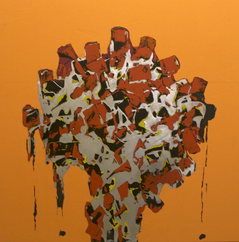 Hangman (Orange)