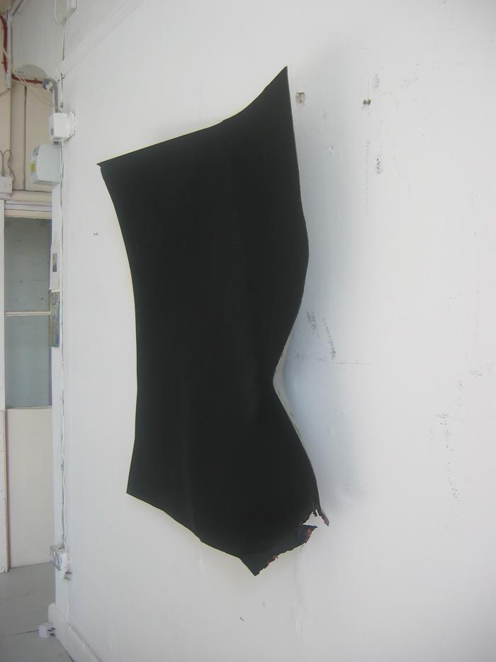 Untitled (Black Chew) 5