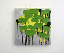 Untitled (Green/Yellow/Black)