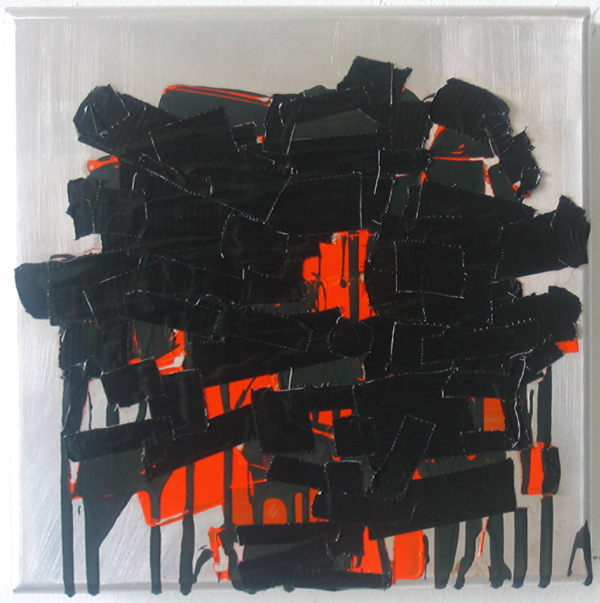 Untitled (Orange Gaffa)