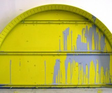 Untitled (Yellow Arc)