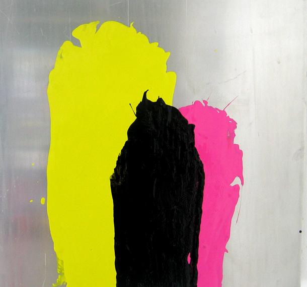 Big Dipper (Yellow/Pink/Black) 2009