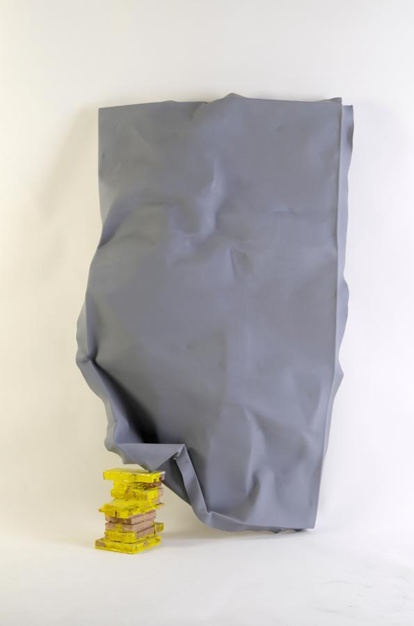 Untitled (Yellow Glossy)