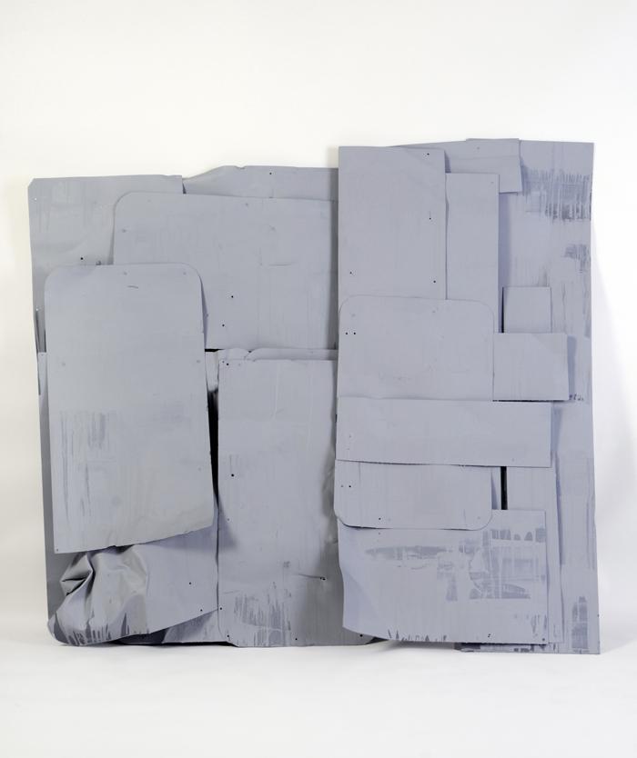 Untitled (Construction Grey)