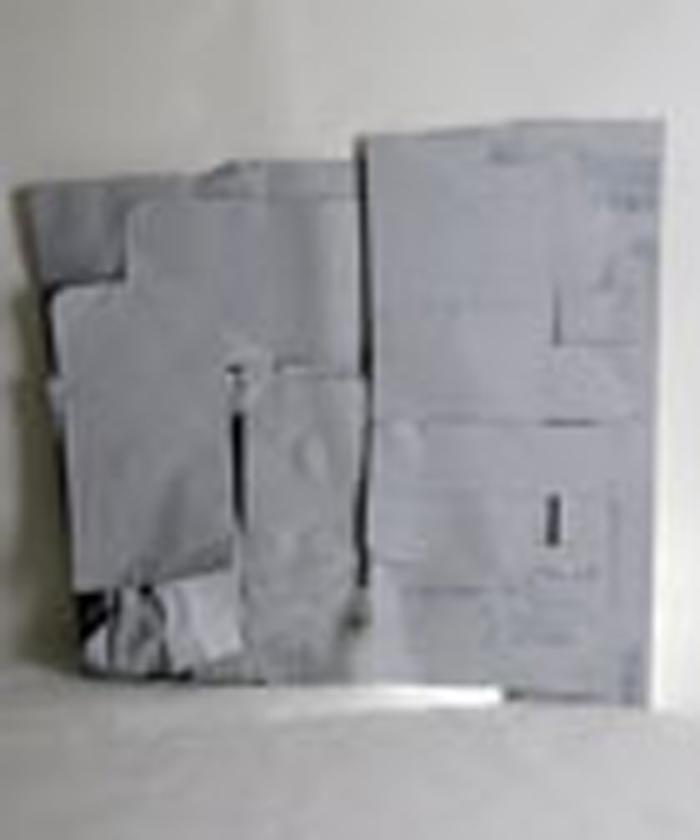 Untitled (Construction) White 2