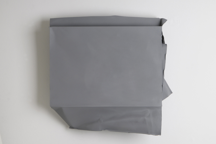 Untitled (Grey Fold) 4