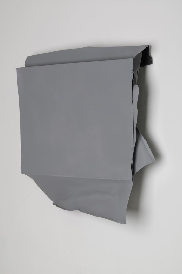 Untitled (Grey Fold) 5