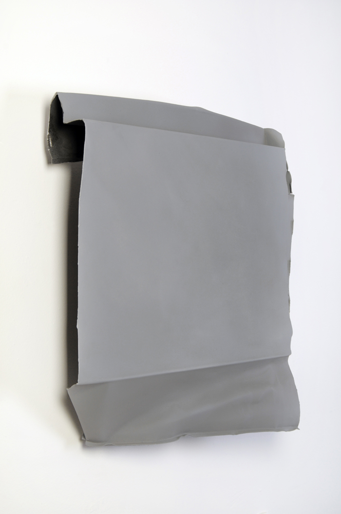 Untitled (Grey Fold)