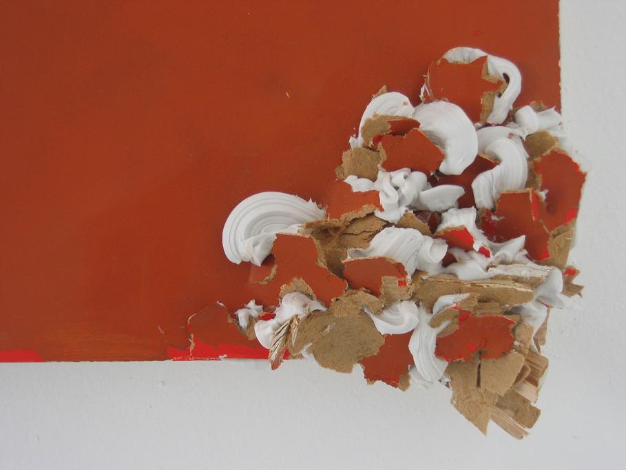 Untitled (Orange Hack) Detail 3
