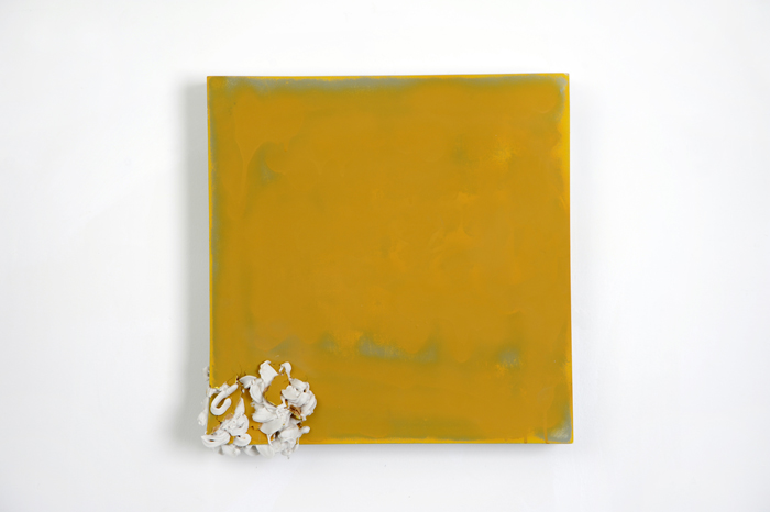 Untitled (Yellow Hack)
