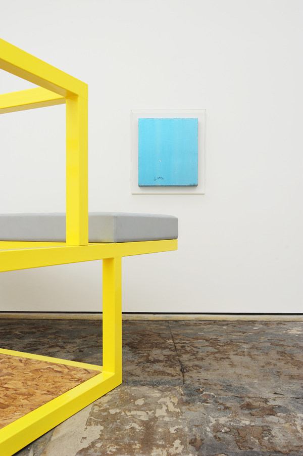 Untitled (Top Blue) 2