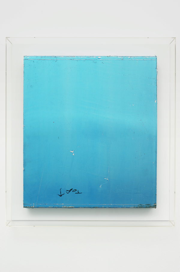 Untitled (Top Blue)