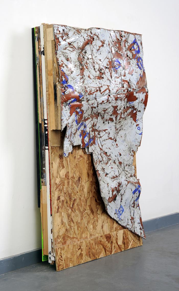 Untitled (Crump) 2010 - L side