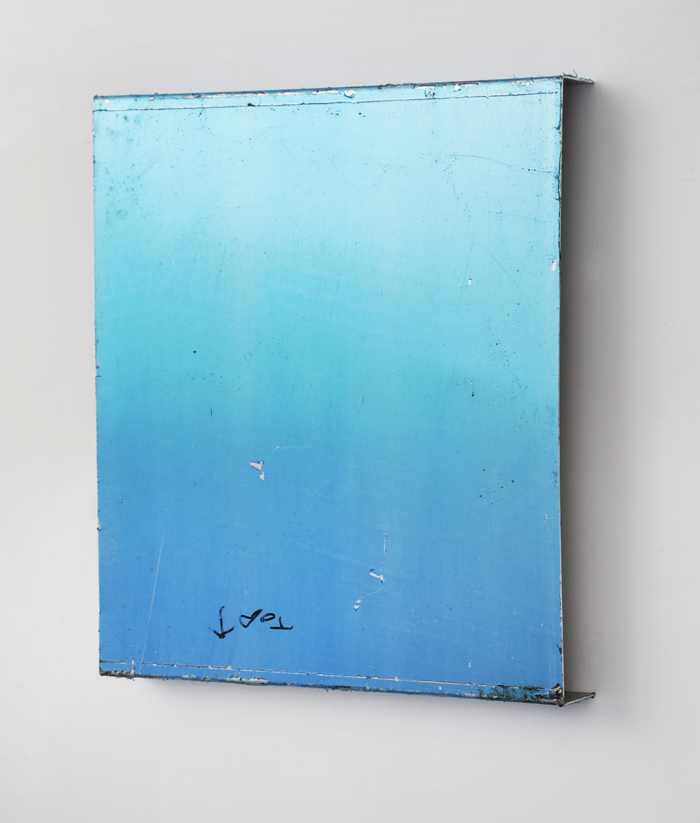 Untitled (TopBlue) 2010
