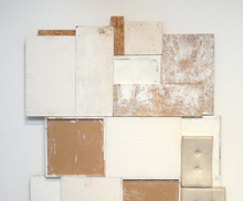 Untitled (Construction-White) 2010