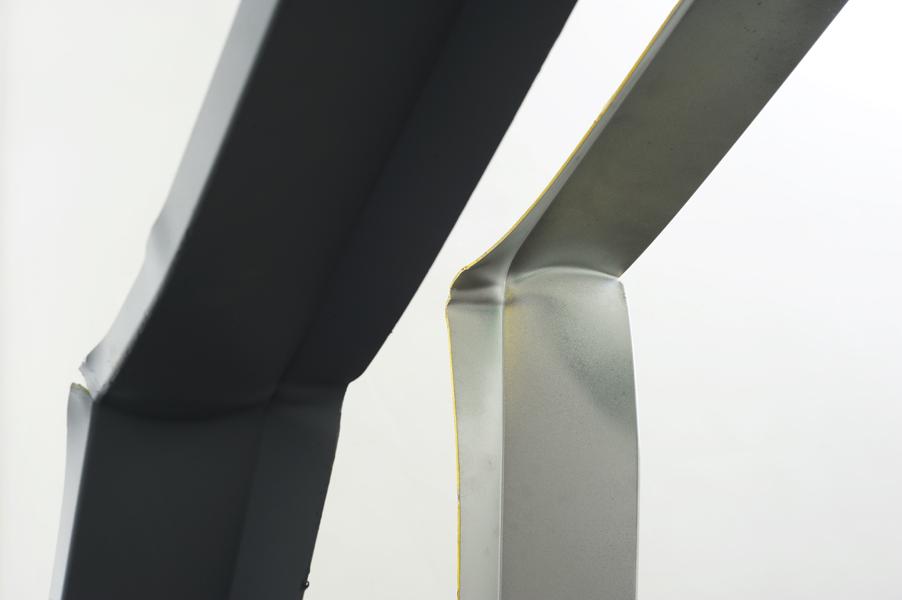 Twin Pillar (Detail) 1