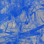 Untitled (Blue) Detail 4