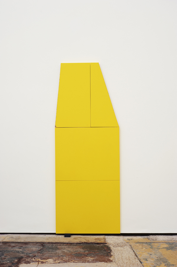 Untitled (Wedge) 2