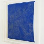 Untitled (Blue) 2011 - Framed