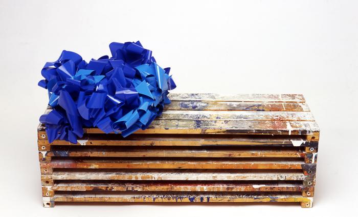 Vinyl Composition (Big Blue)